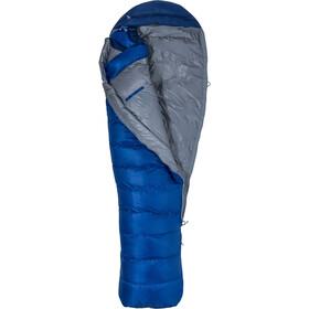 Marmot Sawtooth X Wide - Sac de couchage - Long bleu